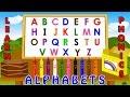 learning alphabets for kids   Phonetics for kids