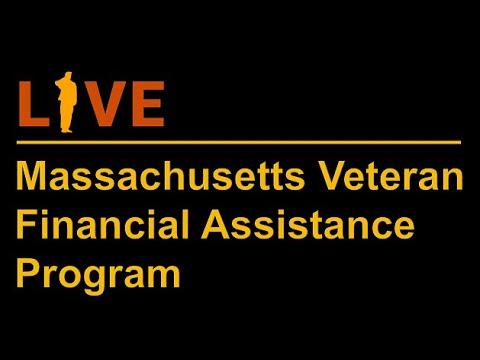 Massachusetts Veteran Financial Assistance Chapter 115