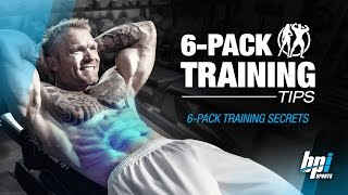 6-Pack Training Secrets - Best Training Tips