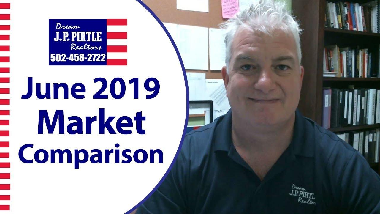 Your June 2019 Market Comparison