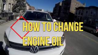 How to replace the engine air filter in a 3 2l v6 volkswagen touareg diy how to change oil with extraction tool vw touareg 2013 fandeluxe Image collections