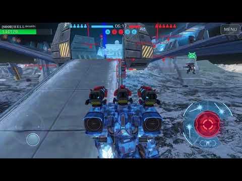 War Robots - BREAKING MY WIN STREAK RECORD