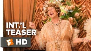 Florence Foster Jenkins Official International Teaser Trailer 1 2016  Meryl Streep Movie HD