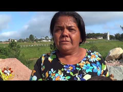 Moradores Reclamam que depois da Obra da Sabesp mudou a cor da Lagoa do 72