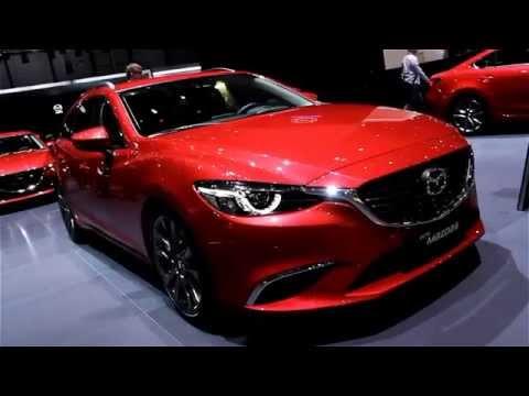 Autosalon in Genf 2015 - Marke Mazda präsentiert von Tecius & Reimers