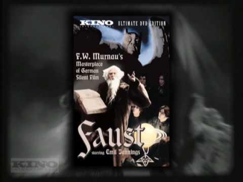 F.W. Murnau's FAUST (Restored Deluxe Edition DVD Trailer)