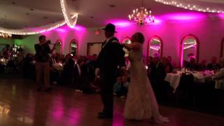 "Nikki and her dad ""DJ Jimmy Jamm"" Father/Daughter Dance"