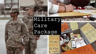 MILITARY CARE PACKAGE | MILSO
