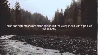 Chiodos- 3AM Lyrics (+Sub español)