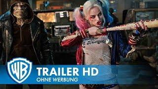 Suicide Squad Film Trailer