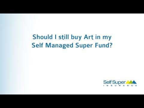 Should I still buy Art in my Self Managed Super Fund?