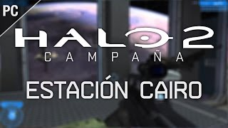 Halo 2 PC | Misión 1 Estación Cairo | Latino + Descarga | Full HD