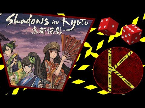 The Kwarenteen Reviews Shadows in Kyoto