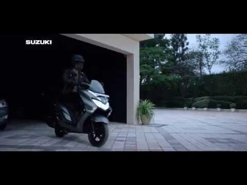 Suzuki Burgman Street TVC Garage 30 Sec - #SpecialOne