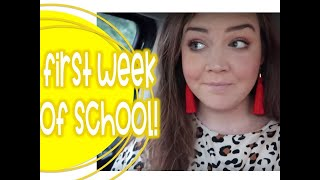 First Week Of School | Day In The Life Of A 3rd Grade Teacher