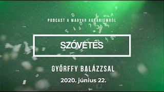 Aszály vs gabonatermesztés: beszélgetés Petőházi Tamással, az ágazat szakértőjével | SZÓVETÉS PODCAST#11
