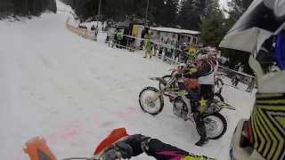preview picture of video 'UP HILL SNOW RACE (Rohr im Gebirge) [SCR RACING]'