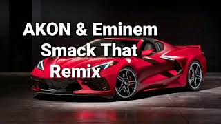 2020 Akon & Eminem Smack That Remix 2020  , best video,  Car , Car Race