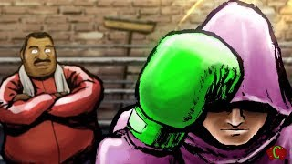 Super Smash Bros 4 Characters: Little Mac from Punch Out (WII U / 3DS Gameplay) All HD