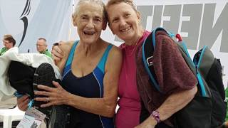 Check out this short video of Penny Slack an 83 year old