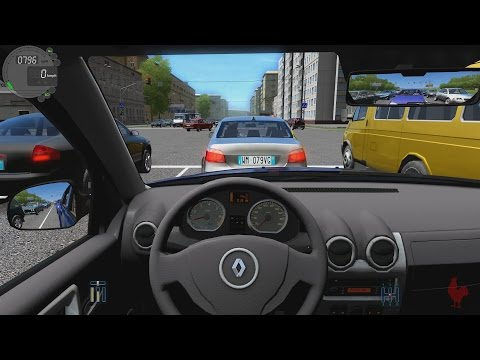 City Car Driving - Renault Duster
