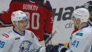 Фрэттин забивает Бобкову под опорную ногу