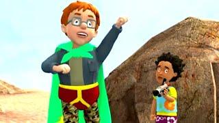 Feuerwehrmann Sam ⭐️Seenrettung des normannischen Mannes 🔥Norman hilft!   Cartoons für Kinder