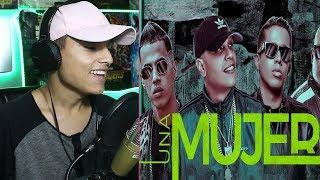 [Reaccion] DJ Nelson ➕ Darell ➕ Brytiago ➕ De La Ghetto - Una Mujer [Official Video]