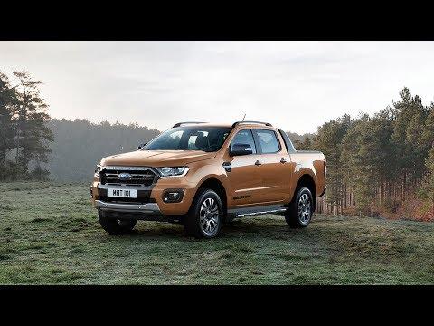 Ford  Ranger Пикап класса J - рекламное видео 2