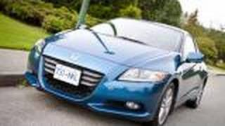 Futurelooks Reviews the 2011 Honda CR-Z Sport Hybrid Coupe