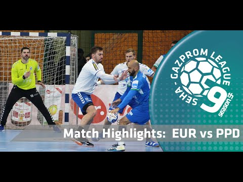 Match highlights: Eurofarm Rabotnik vs PPD Zagreb