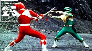 Power Rangers   Classic Mighty Morphin Power Rangers Moments