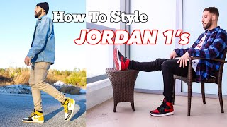 HOW TO STYLE JORDAN 1S IN 2020 - AIR JORDAN 1 LOOKBOOK