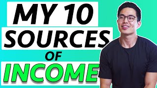 My 10 Sources Of Income At Age 28 (6 Figure Entrepreneur)