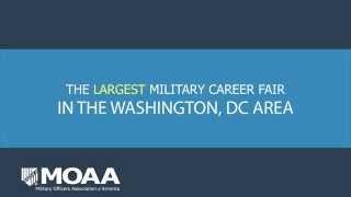 MOAA Career Fairs For Employers