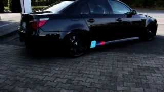 BMW 545i E60 Tuning Umbau