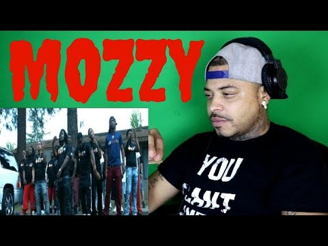 Mozzy New Era King REACTION