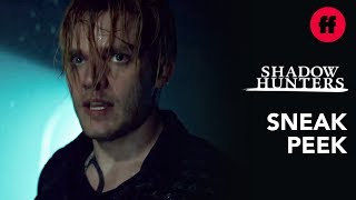 Shadowhunters Season 3B | Episode 11 Sneak Peek: Jace Lashes Out