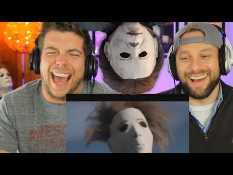 HALLOWEEN Deleted Scenes (Funny) Reaction