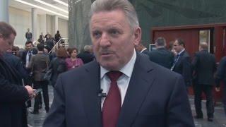 Губернатор Хабаровского края в Москве принял участие в пленарном заседании Национальной предпринимательской премии «Бизнес-Успех»