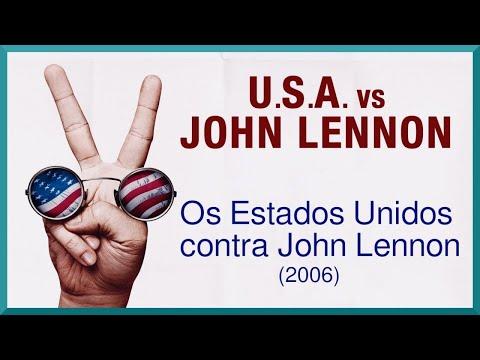 Os Estados Unidos contra John Lennon (2006)