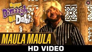 Maula Maula Hogaya Dimaagh Ka Dahi  Kailash Kher