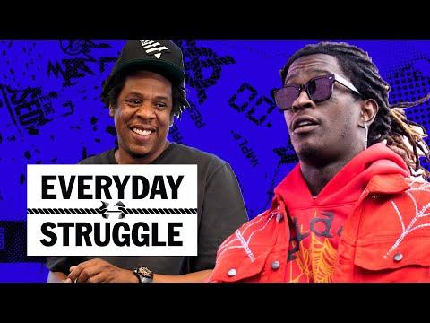 Jay-Z Past Kneeling?, Young Thug's 'So Much Fun,' Nicki Minaj vs. Rick Ross | Everyday Struggle