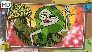 Camp Lakebottom - A Camp Full of Cool Zombies | Kids Videos