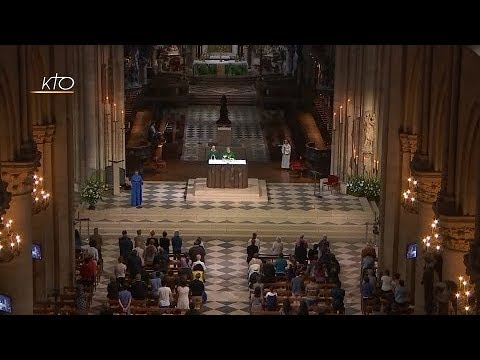 Messe du 18 août 2017