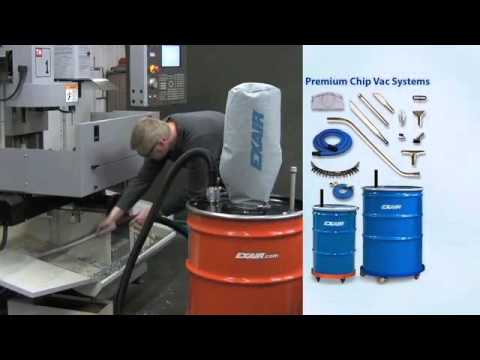 Premium Chip Vac System by EXAIR