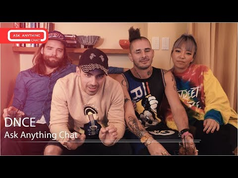 DNCE MRL Ask Anything Chat w/ Romeo (Full Version) letöltés