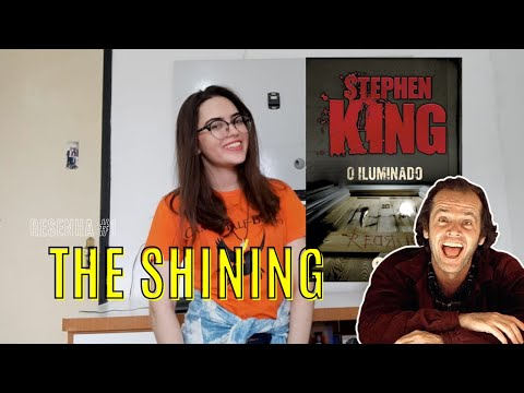 O Iluminado, Stephen King - Resenha #1