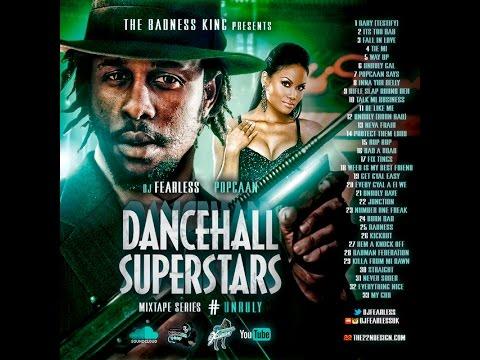 Popcaan - Mix (Dancehall Superstars Mixtape Series)