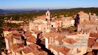 Tour de France 2016 - Village de Gordes